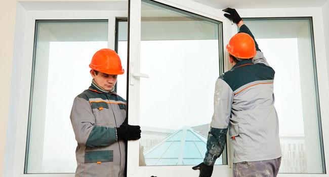 Установка пластиковых окон в Химках