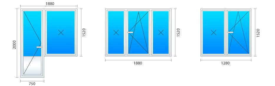 Пластиковые окна в Мытищи цены