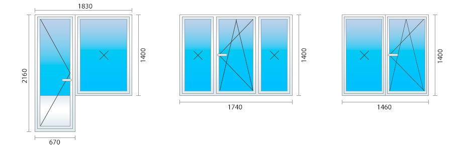 Пластиковые окна в Лобне цены